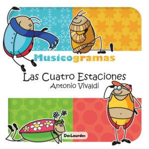 Musicogramas infantiles, música clásica, Antonio Vivaldi, recursos educativos musicales